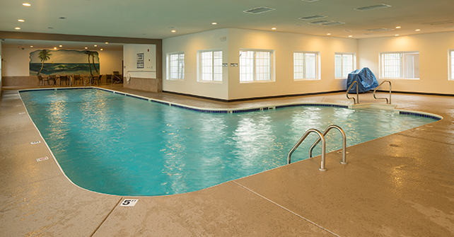 Pools and Fitness Center