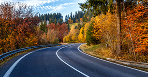 Road Trip to Fall Color